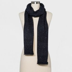 NEW Target Ribbed Oblong Scarf Universal Thread
